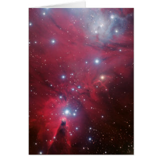 Cone Nebula Card
