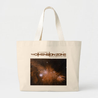 Cone Nebula Jumbo Tote Bag