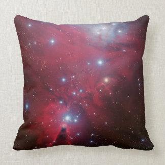 Cone Nebula Throw Pillow