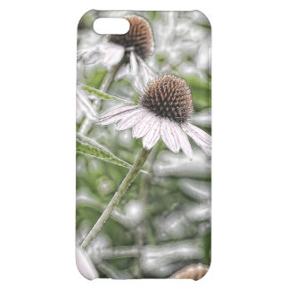 Coneflower Frost Cover For iPhone 5C