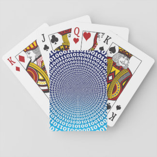 Conentric Binary Playing Cards