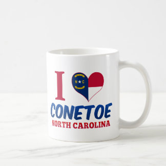 Conetoe, North Carolina Coffee Mug