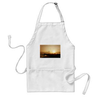 Coney Island Beach Sunset Standard Apron