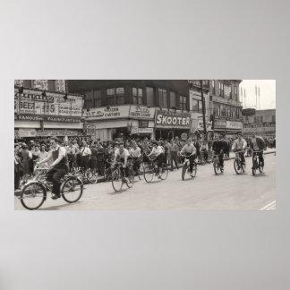 Coney Island Bikes-1826632 Poster