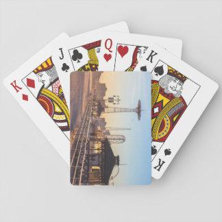 Coney Island Boardwalk Playing Cards