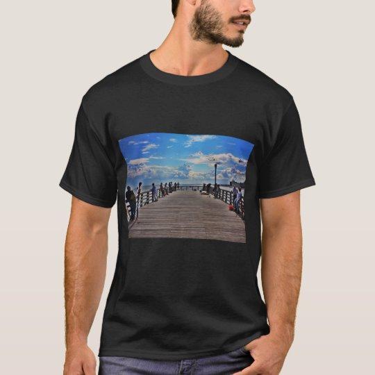Coney Island Boardwalk T-Shirt