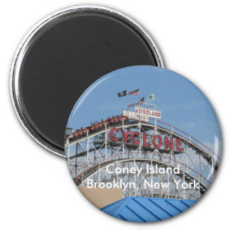 Coney Island Cyclone Magnet