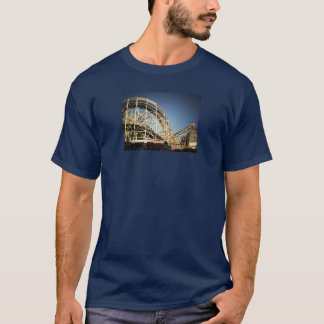 Coney Island Cyclone Roller Coaster, Brooklyn T-Shirt