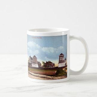Coney Island Lighthouse, New York Postcard Mug
