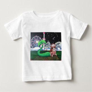 Coney Island Mermaid Baby T-Shirt