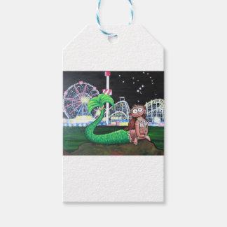 Coney Island Mermaid Gift Tags