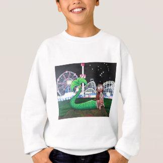 Coney Island Mermaid Sweatshirt