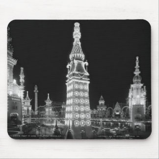 Coney Island Mouse Pad