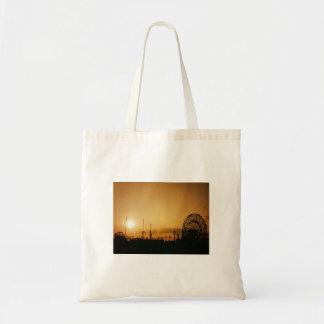 Coney Island Sunset at the Wonder Wheel