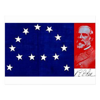 Confederate General Robert E. Lee Postcard