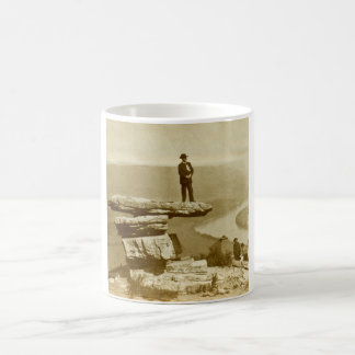 Confederate Look Out at Lookout Mountain Georgia Coffee Mug