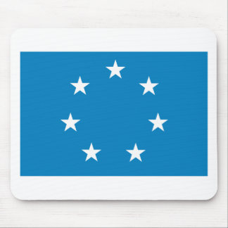 Confederate Naval Flag Mouse Pad