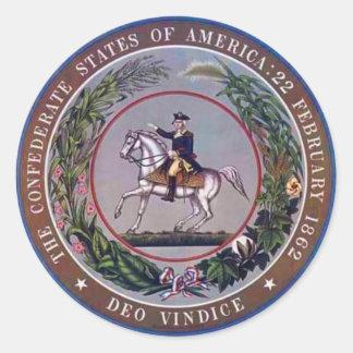 Confederate States of America Seal