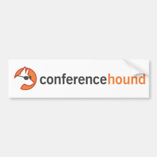 Conference Hound Swag Bumper Stickers