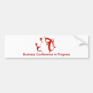 Conferences Bumper Sticker