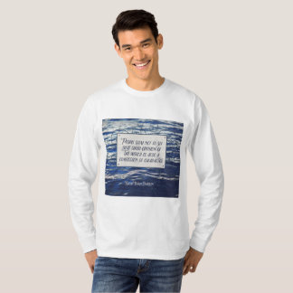 Confession Of Character T-Shirt