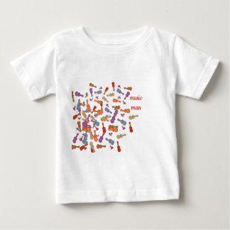 Confetti Cuatros Baby T-Shirt