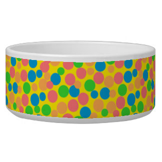 """Confetti"" Dog Bowl"