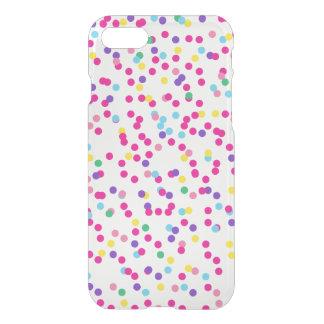 Confetti Dots iPhone 7 Case