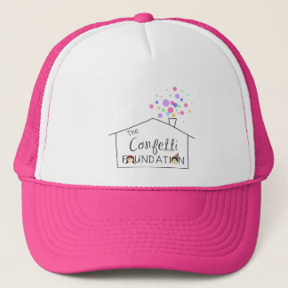 Confetti Foundation Trucker Hat