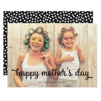 Confetti | Full Photo Mother's Day Card