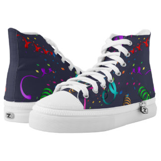 Confetti High Tops