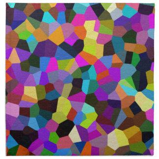Confetti in Jewel Tones Napkin