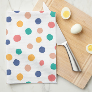Confetti kitchen towel