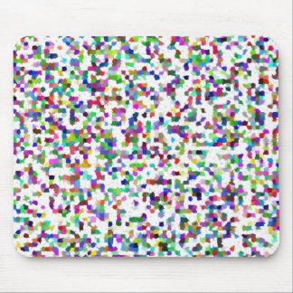Confetti Mouse Pad