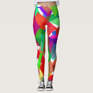 Confetti Multicolor Leggings