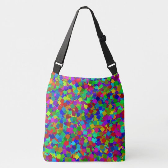 Confetti - Multicolored Crossbody Bag