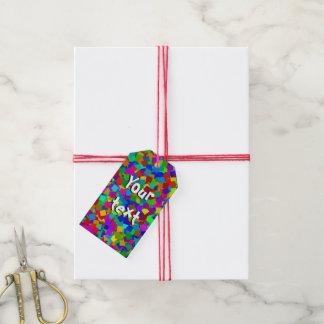 Confetti - Multicolored Gift Tags