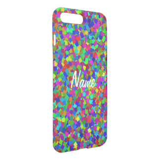 Confetti - Multicolored iPhone 8 Plus/7 Plus Case