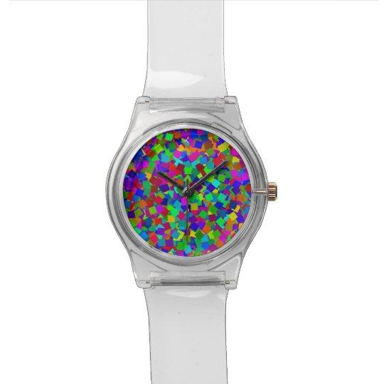 Confetti - Multicolored Watch