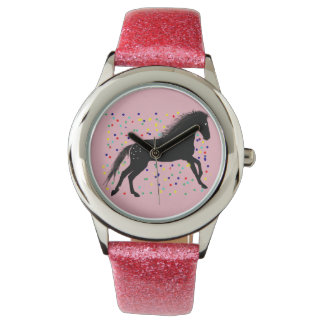 Confetti Pony Watch