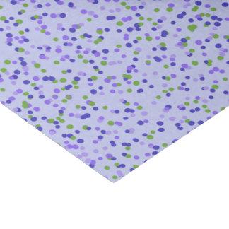 Confetti Purple Tissue Paper