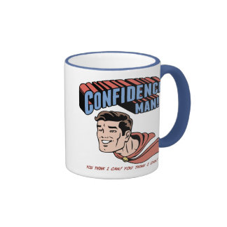 Confidence Man! Mug