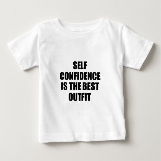 Confidence Outfit Baby T-Shirt