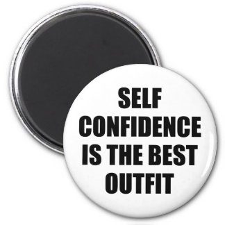 Confidence Outfit Magnet