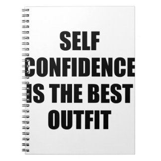 Confidence Outfit Notebooks