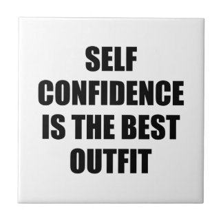Confidence Outfit Tile