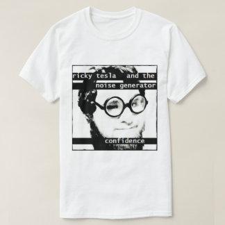 """""""Confidence""""-Ricky Tesla (men's) T-Shirt"""