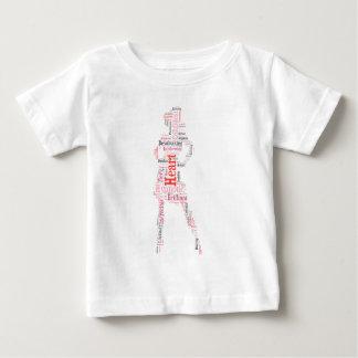 Confident female baby T-Shirt