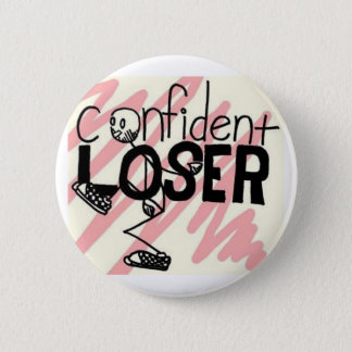 Confident Loser Button