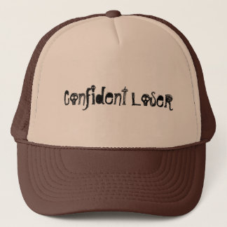 Confident Loser Trucker Hat